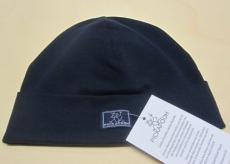 Mütze PICKAPOOH-Schlupper, 97% Bio-Baumwolle (kbA) und 3% Elasthan, petrol