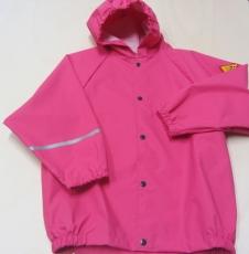 Tells Regenjacke, pink
