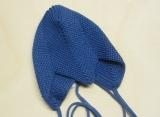 Reiff Teufelsmütze, 100% Bio-Wolle (kbT), blau