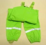 BMS Buddel-Latzhose, OEKO-TEX100 CLASS 1, lime grün