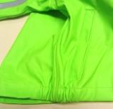 BMS Buddel-Jacke, OEKO-TEX100 CLASS 1, lime grün