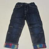 Frugi-Jeans gefüttert, 98% Bio-Baumwolle (kbA) 2% Elasthan, Futter 100% Bio-Baumwolle(kbA)