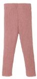 Disana Strick-Leggings,100% Bio-Wolle (kbT), rosé