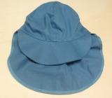 Mütze mit Schild PICKAPOOH-Felix UV 60, 100% Bio-Baumwolle (kbA), jeans