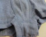 Living Crafts Jungen-Pants, 100% Bio-Baumwolle (kbA), blau melange