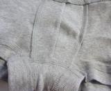Living Crafts Jungen-Pants, 100% Bio-Baumwolle (kbA), grau melange