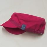Mütze PICKAPOOH-Mika UV 80, Bio-Baumwolle, pink