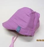 Mütze PICKAPOOH-Luna UV 20, Bio-Baumwolle, rosa