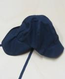 Mütze PICKAPOOH-Felix UV 80, Bio-Baumwolle, marine