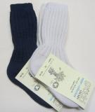 Grödo Baby-Socken, 100% Bio-Wolle (kbT), marine