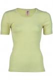 Engel Shirt unisex kurzarm, 100% Bio-Wolle (kbT), natur