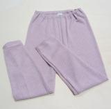 Leggings, Bio-Baumwolle-Bio-Wolle und Seide, rosa