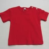 Leela cotton Shirt kurzarm, 100% Bio-Baumwolle (kbA), rot