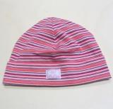 Mütze PICKAPOOH-Schlupper, 97% Bio-Baumwolle (kbA) und 3% Elasthan, rosa bunt