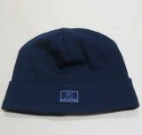 Mütze PICKAPOOH-Schlupper, 70% Bio-Wolle (kbT) und Seide, marine