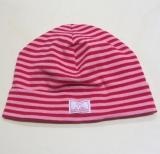 Mütze PICKAPOOH-Schlupper, 97% Bio-Baumwolle (kbA) und 3% Elasthan, rosa