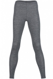 Engel Damen-Leggings, 100% Bio-Wolle (kbT), schiefer